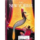 New Yorker, October 8 2001