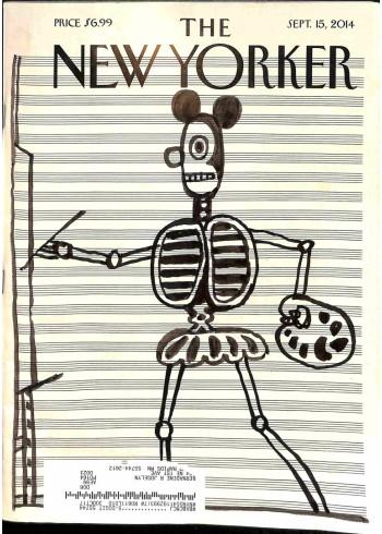 New Yorker, September 15 2014