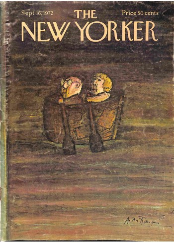 New Yorker, September 16 1972