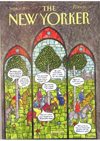 The New Yorker, September 3 1990