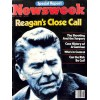 Cover Print of Newsweek, April 13 1981