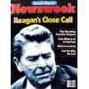 Cover Print of Newsweek, April 13 1981