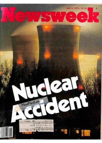 Cover Print of Newsweek, April 9 1979