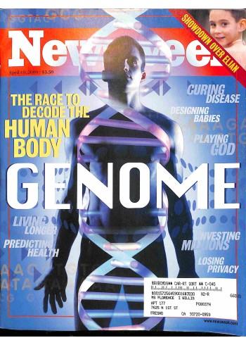 Newsweek, April 10 2000