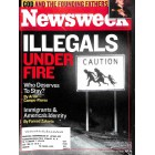 Cover Print of Newsweek, April 10 2006
