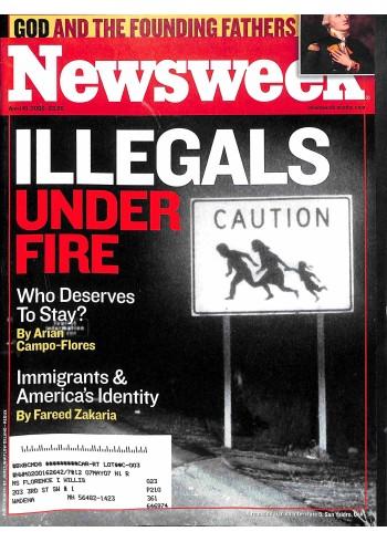 Newsweek, April 10 2006