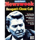 Newsweek, April 13 1981