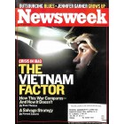 Cover Print of Newsweek, April 19 2004