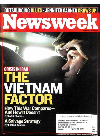 Newsweek, April 19 2004