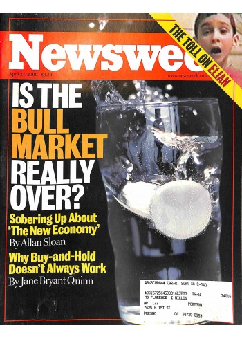 Cover Print of Newsweek, April 24 2000