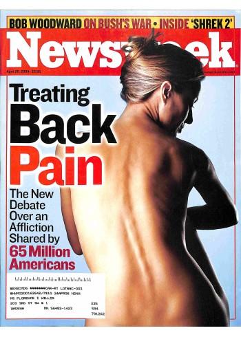 Cover Print of Newsweek, April 26 2004