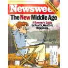 Cover Print of Newsweek, April 3 2000