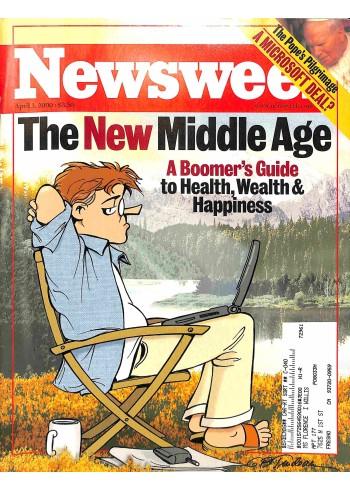 Newsweek, April 3 2000