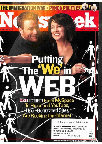 Newsweek, April 3 2006