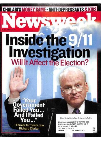 Newsweek, April 5 2004