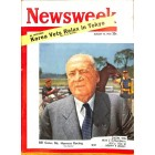Newsweek, August 10 1953