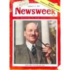 Newsweek, August 11 1947