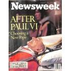 Newsweek, August 21 1978
