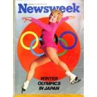 Newsweek, February 14 1972