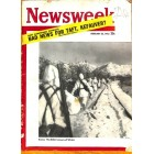 Newsweek, February 25 1952