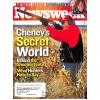 Cover Print of Newsweek, February 27 2006