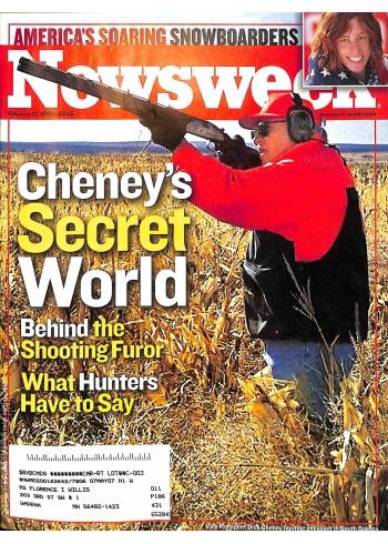 Newsweek, February 27 2006