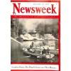 Cover Print of Newsweek, January 13 1941
