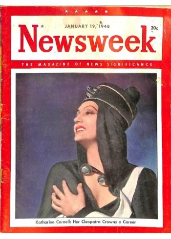 Newsweek, January 19 1948