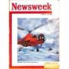 Cover Print of Newsweek, January 21 1952