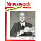 Newsweek, January 5 1953