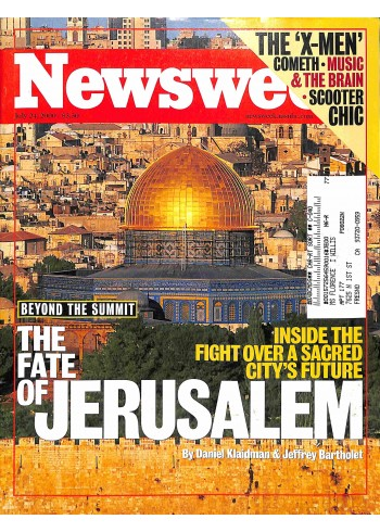 Newsweek, July 24 2000