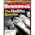 Newsweek, June 12 2006