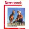 Cover Print of Newsweek, June 18 1951