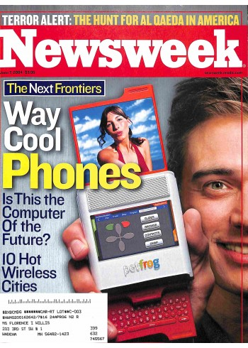 Cover Print of Newsweek, June 7 2004
