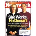 Cover Print of Newsweek, May 12 2003