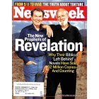 Cover Print of Newsweek, May 24 2004