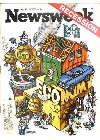 Newsweek, May 25 1970