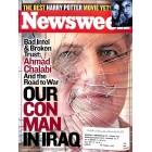 Cover Print of Newsweek, May 31 2004