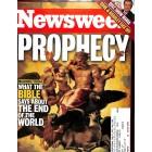 Cover Print of Newsweek, November 1 1999