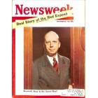 Newsweek, November 23 1953