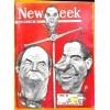 Cover Print of Newsweek, November 4 1968