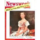 Newsweek, October 12 1953