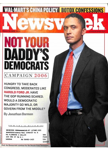 Cover Print of Newsweek, October 30 2006