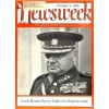 Cover Print of Newsweek, October 3 1938
