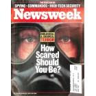 Newsweek, October 8 2001