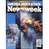 Cover Print of Newsweek, September 11 2001