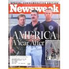 Newsweek, September 11 2002