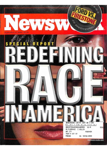 Cover Print of Newsweek, September 18 2000