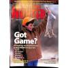 Cover Print of North American Hunter, December 2007