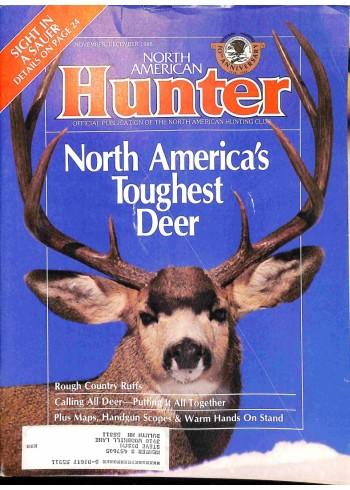 North American Hunter, November 1988